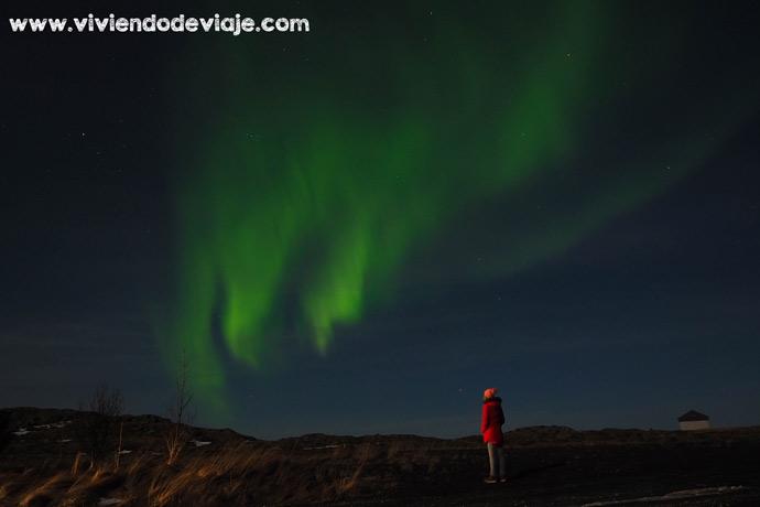 Que ver en Islandia, aurora boreal