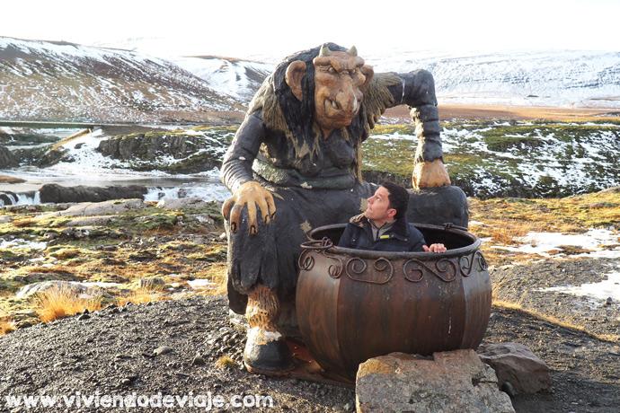 Curiosidades de Islandia. Elfos, trolls y hadas en Islandia