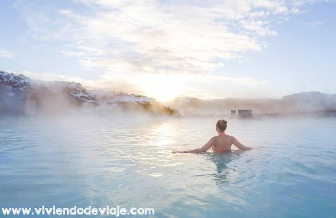 Ruta por Islandia, Blue Lagoon