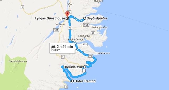 Ruta por Islandia en 10 días, día 5