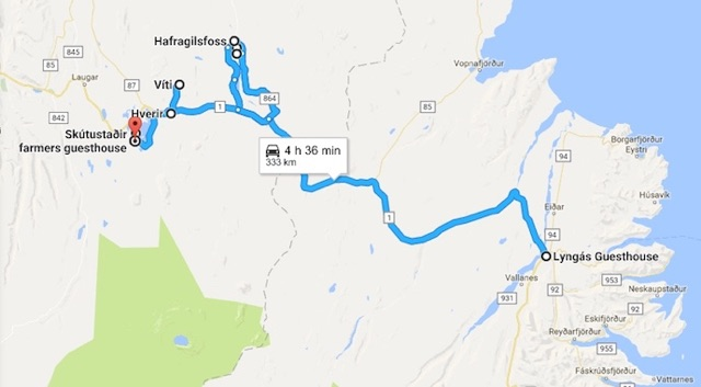 Ruta por Islandia en 10 días, día 6