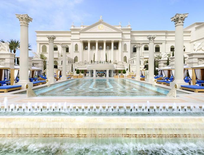 Donde alojarse en Las Vegas, Caesars Palace