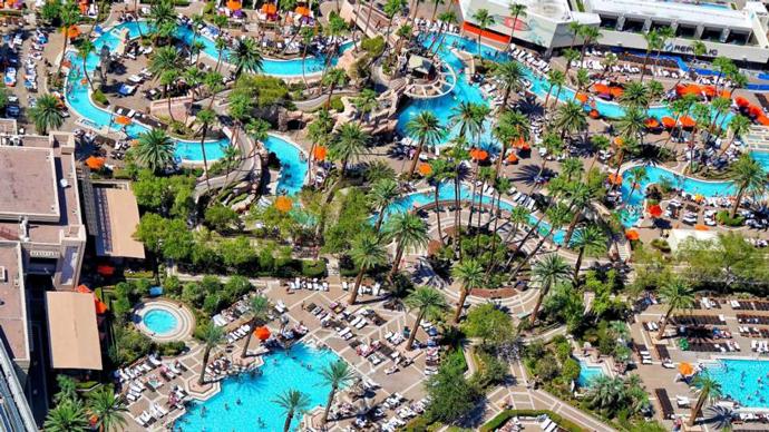 Donde alojarse en Las Vegas, MGM