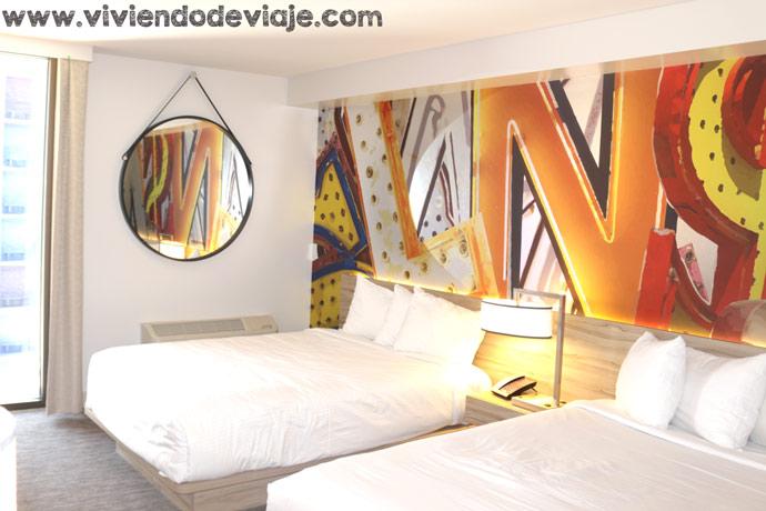 Dónde alojarse en Las Vegas | Hotel The Linq