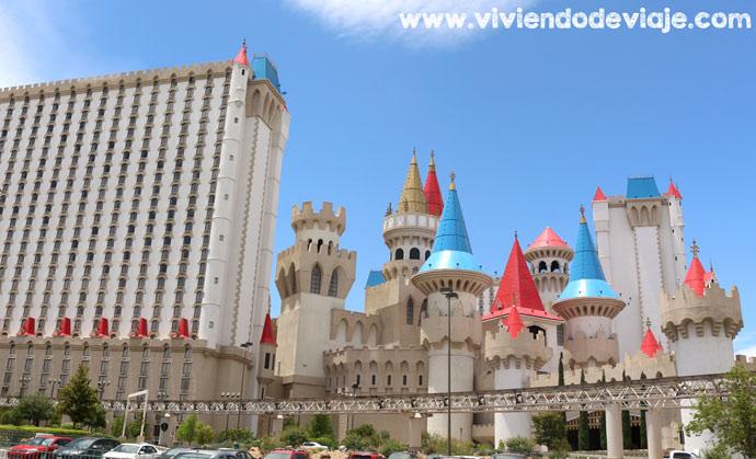 Donde alojarse en Las Vegas, Hotel Excalibur
