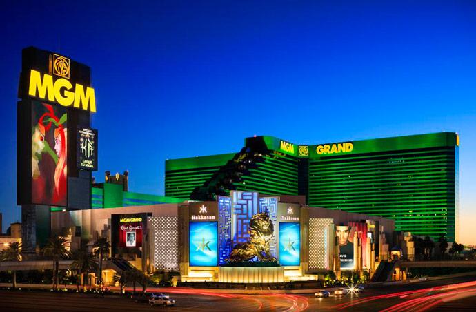 Hoteles en Las Vegas, MGM