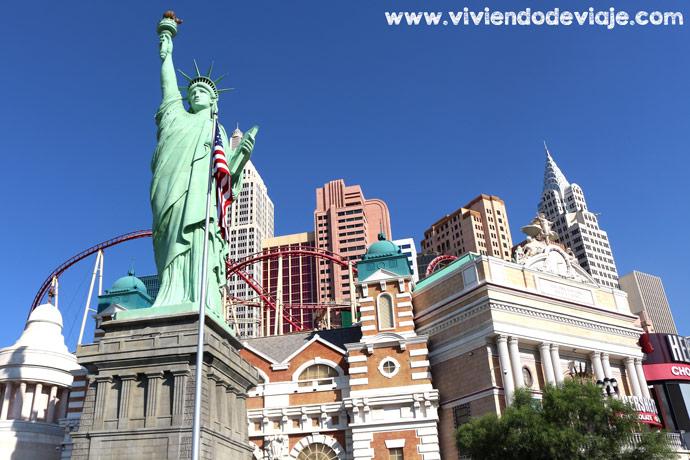 Hoteles en Las Vegas, New York