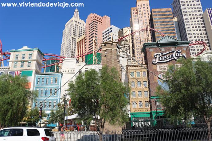 Donde alojarse en Las Vegas