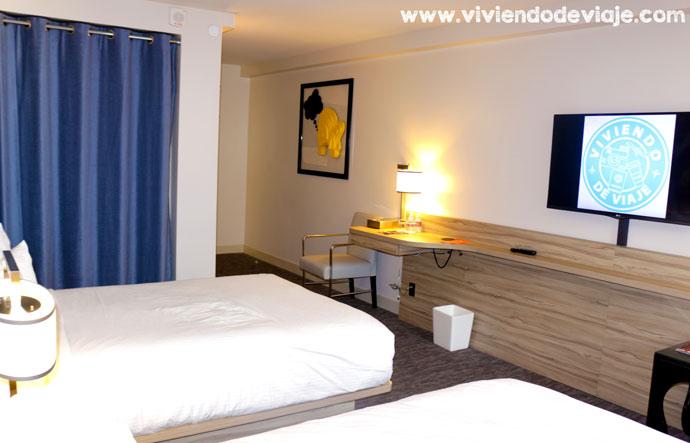 Hoteles en Las Vegas, habitación The Linq