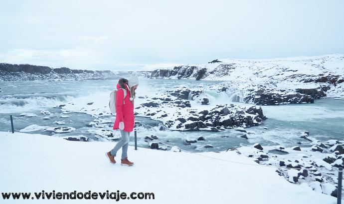 Islandia en invierno