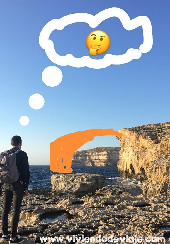 Que ver en Malta, azure window
