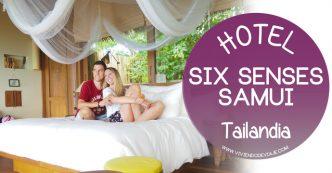 Six Senses Samui, el mejor hotel en el que hemos estado!