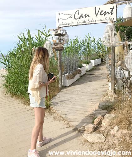 Comer en Formentera, Can Vent