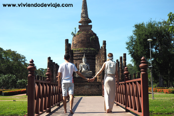 Que hacer en Chiang Mai, Sukhothai