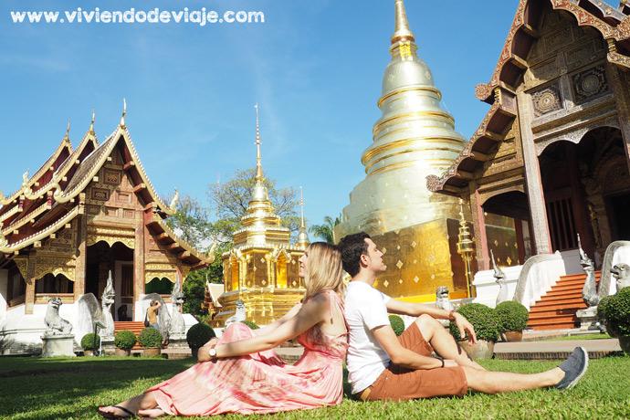 Que hacer en Chiang Mai, perderse por sus templos