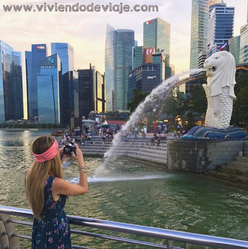 Parque de Merlion, Singapur en 3 días
