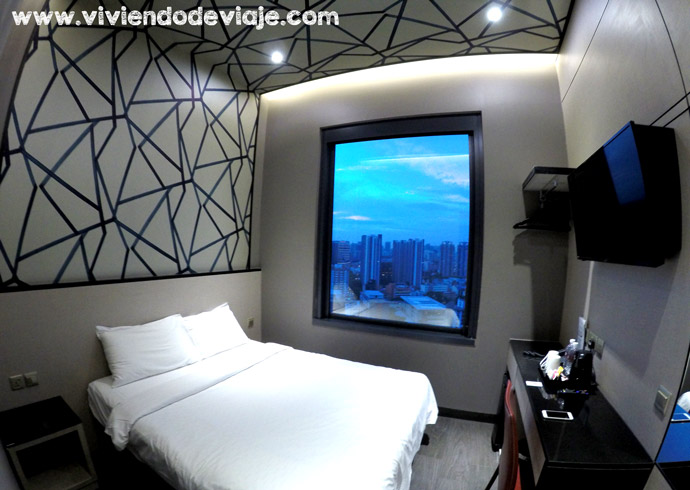 Que ver en Singapur, Hotel Boss