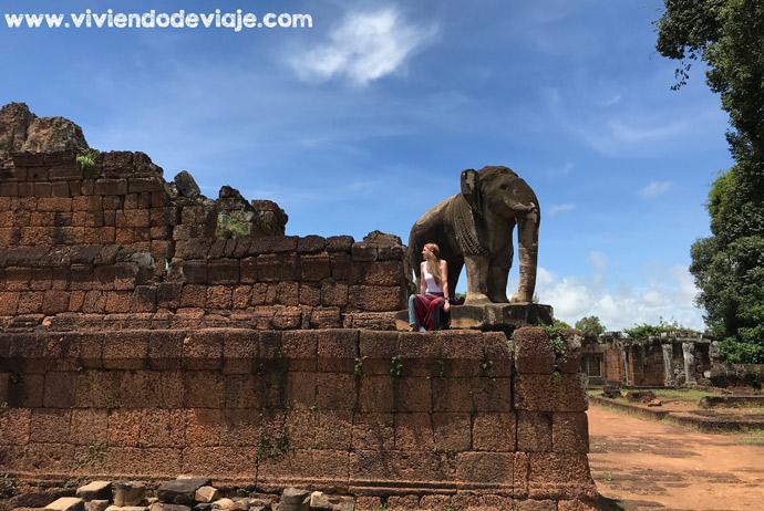 Visitar los Templos de Angkor, Camboya