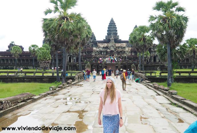 Circuito corto por los Templos de Angkor