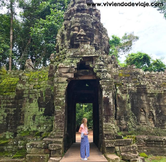 Circuito corto por los Templos de Angkor, Banteay Kadei