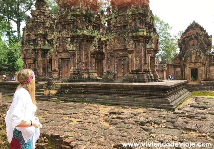 Circuito largo por los Templos de Angkor, Banteay Samre