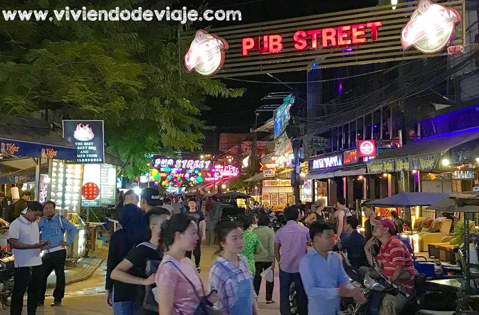 Dónde alojarse en Siem Reap, cerca de Pub Street