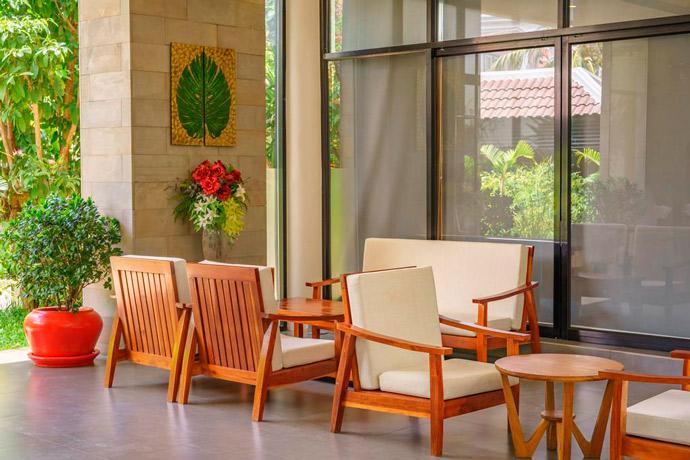 Dónde alojarse en Siem Reap, Hotel Chronivada