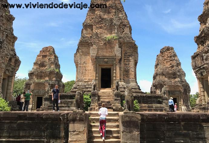 Circuito largo por los Templos de Angkor, East Mebon