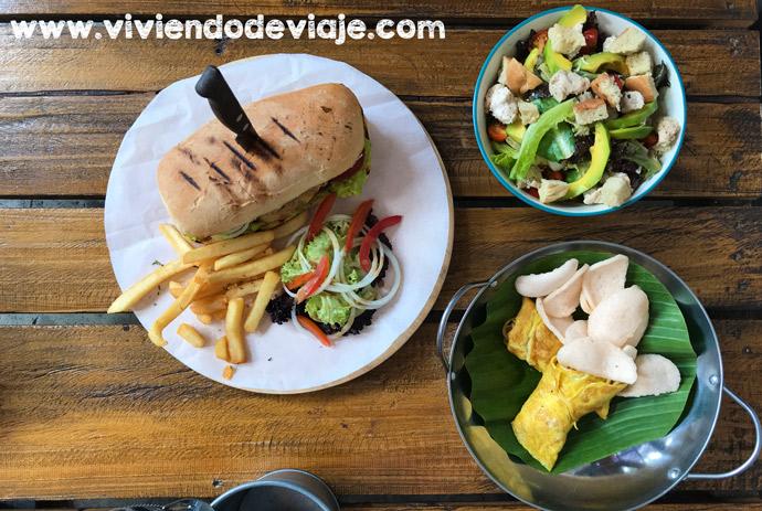 donde comer en Yogyakarta