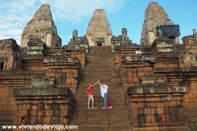 Circuito largo por los Templos de Angkor, Pre Rup