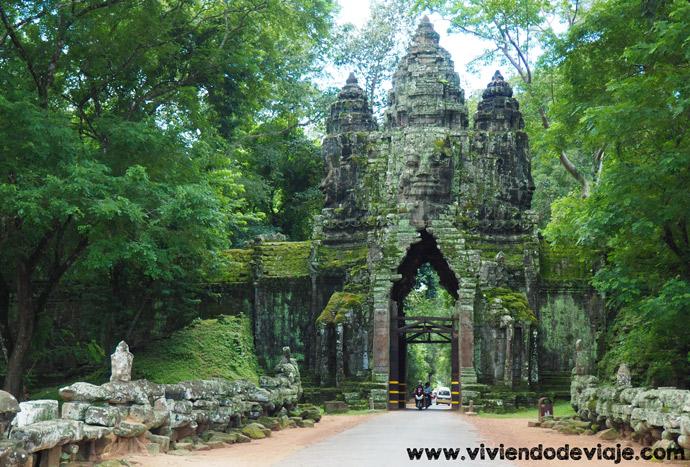 Visita a los Templos de Angkor, Camboya