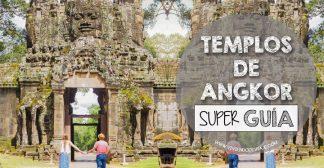Los templos de Angkor – Guía de viaje