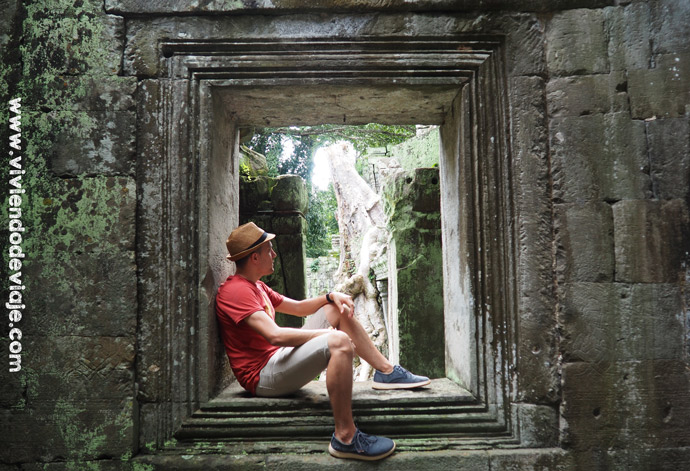Templos de Angkor, guía de viaje