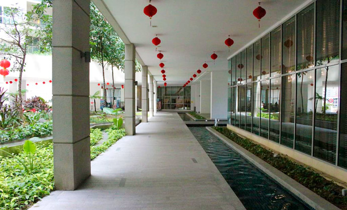 Airbnb en Kuala Lumpur