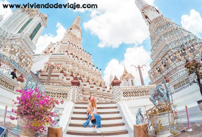 Que ver en Bangkok, Wat Arun