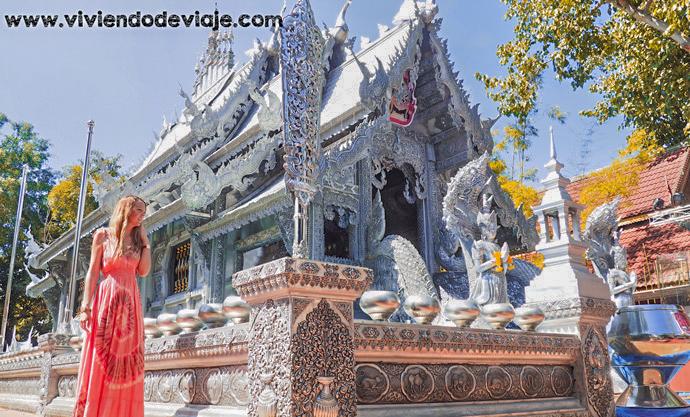 Templo de Chiang Mai, Wat Sri Suphan