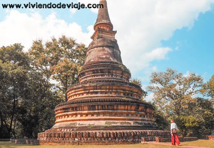 Templo Wat Umong, Chiang Mai