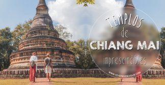 Ruta por los templos de Chiang Mai