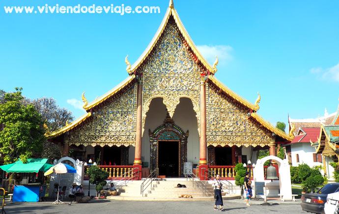 Templo de Chiang Mai, Wat Chiang Man