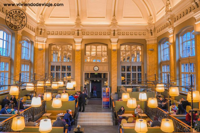 Que ver en Budapest, el Mcdonalds más bonito del mundo
