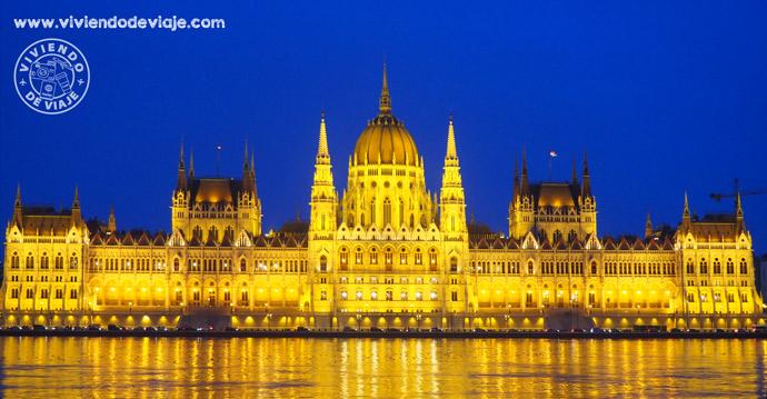 Que ver en Budapest, el Parlamento de Budapest