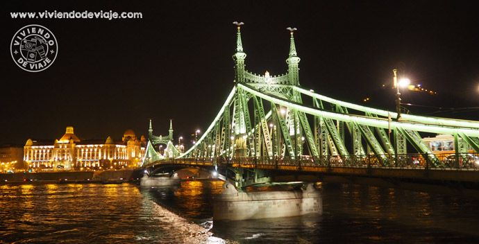 Que ver en Budapest, Puente de la Libertad