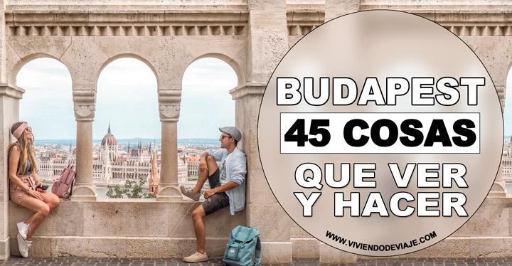 Qué ver en Budapest durante tu viaje