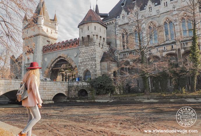 Que ver en Budapest, Castillo de Vajdahunyad
