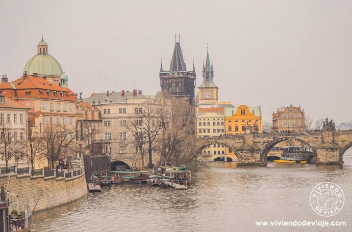 Ruta por Praga, Viena, Budapest y Bratislava