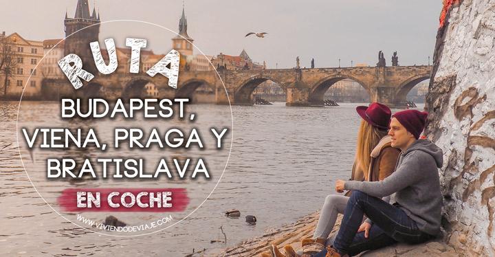 Ruta por Budapest, Viena, Praga y Bratislava
