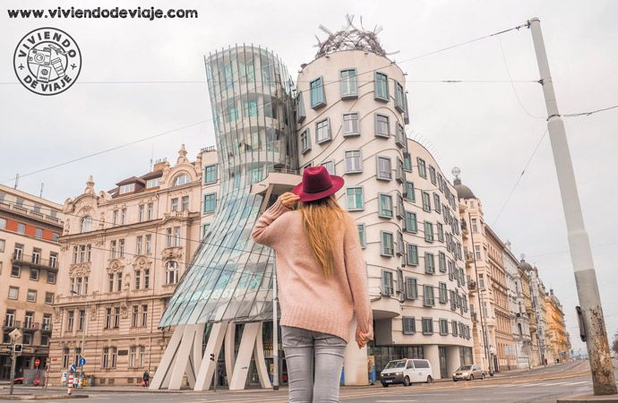 Nové Mesto (Ciudad nueva), la mejor zona dónde alojarse en Praga
