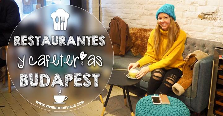 Donde comer en Budapest, restaurantes y cafeterías
