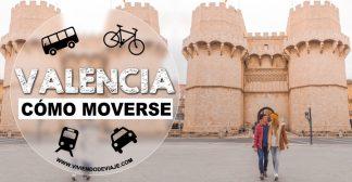 Cómo moverse por Valencia | Transporte