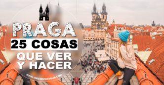 25 Cosas que ver y hacer en Praga en 2 días